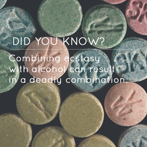 what you need to know about ecstasy alcohol