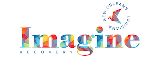 Imagine Recovery White Background Full Color